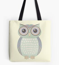 Only One Owl Tote Bag