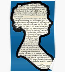 Jane Austen - Pride and Prejudice Poster