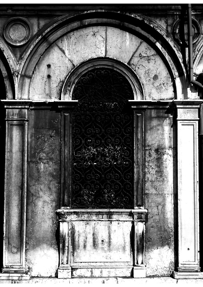 Facade, Venice by Tristen Haines