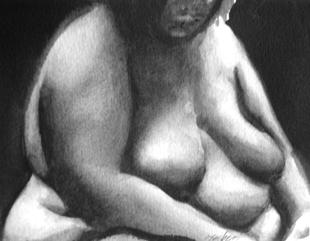 Female Torso #17 by lupen52