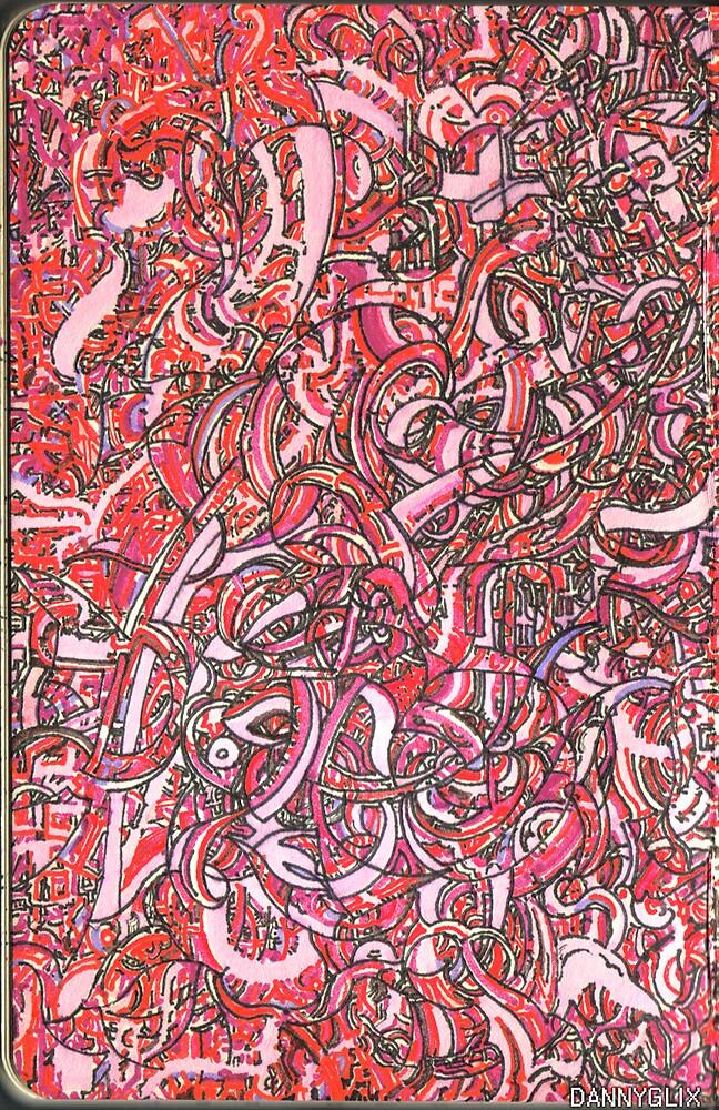 pink slab by acid