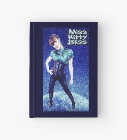 Miss Kitty Bliss, Supervillain, 2013 Hardcover Journal