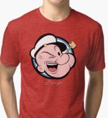 Popeye 1 Tri-blend T-Shirt
