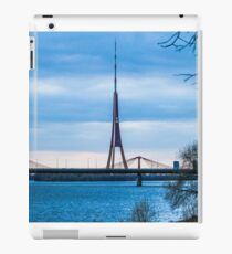 TV Tower iPad Case/Skin