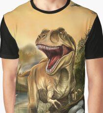 Predator Dinosaurs Graphic T-Shirt