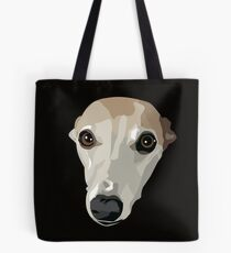 Fawn Whippet Tote Bag