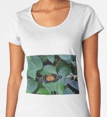 Tiger longwing butterfly Women's Premium T-Shirt
