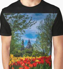 Tulip Festival des Tulipes 2 Graphic T-Shirt