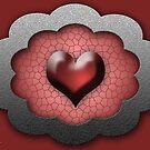Heart in Silver by Flyinghorse