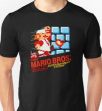 Super Mario Bros. NES Unisex T-Shirt