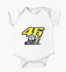 Valentino Rossi little supporter One Piece - Short Sleeve