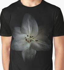 Backyard Flowers 28 Color Version Graphic T-Shirt