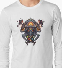 Shaman Crest Long Sleeve T-Shirt
