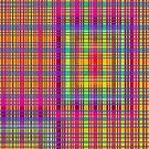 Rainbow Tartan by Vitta