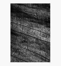 Texture & Lines Photographic Print