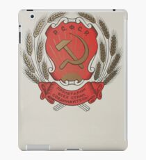 Coat  arms   Russian Federation iPad Case/Skin