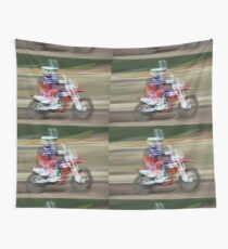 motocross 12 (t) in Modern Art by way Olavia-Okaio Creations with fz 1000 .... 500 000 2016 Photos Wall Tapestry
