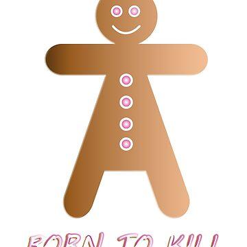 lady cookie humorous design by veerapfaffli