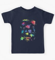 Color splashes Kids Tee