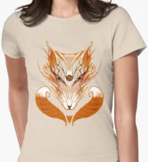 The Cunning Womens Fitted T-Shirt