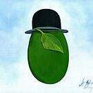 René Magritte egg Son Story by veerapfaffli
