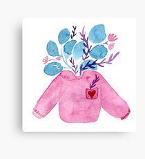 favorite sweater Canvas Print