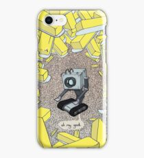 What's Your Purpose ? -Rick & Morty : Butter Robot- iPhone Case/Skin