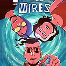 Drugs & Wires #3 - Poster Edit by cryoclaire