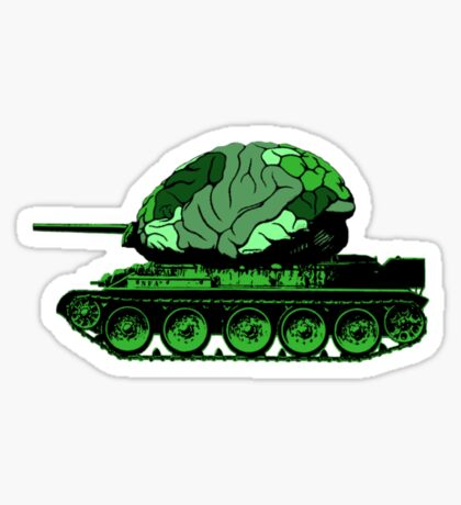 Think Tank Sticker