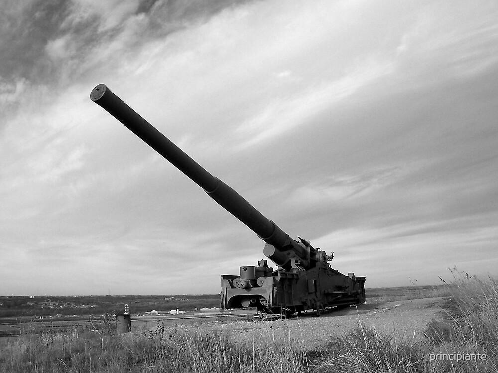 Atomic Cannon by principiante