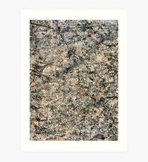 Jackson Pollock, Lavender Mist, 1950 Art Print