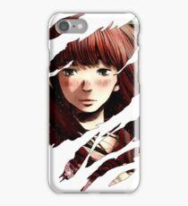Oyasumi Punpun Aiko iPhone Case/Skin