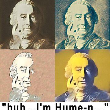 """""""huh...I'm Hume-n..."""" by palmea1"""