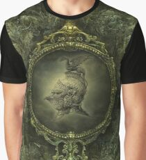 Knight Fantasy Graphic T-Shirt