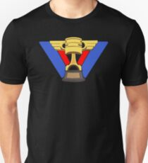 Piston Cup Patch 04 - Cars 3 Unisex T-Shirt