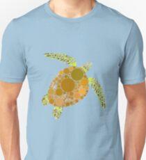 Sea Turtle of Bubbles Unisex T-Shirt