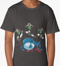 Globox hunters - Rayman Long T-Shirt