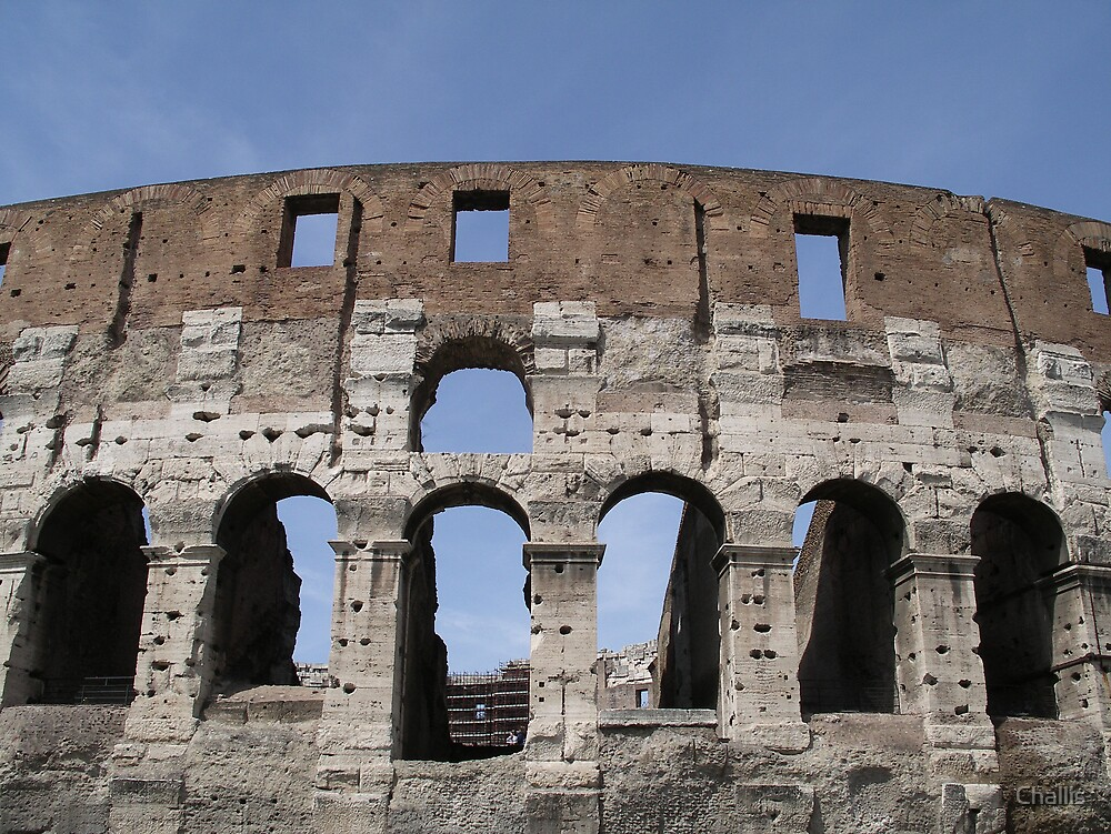 Colosseum by Challis