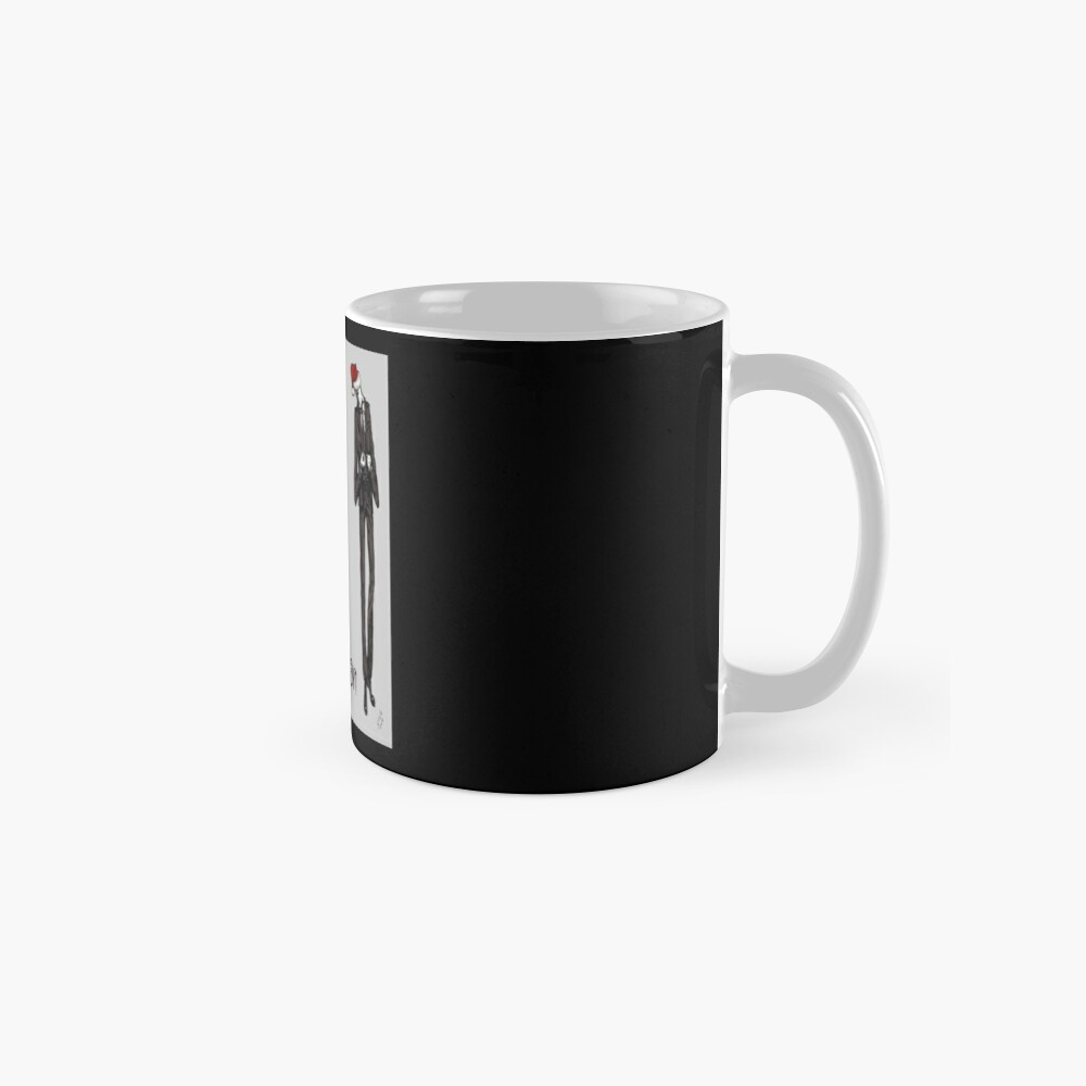 Slender Christmas Classic Mug
