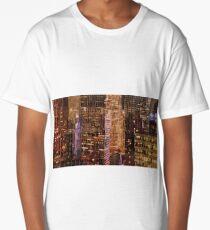 city Long T-Shirt