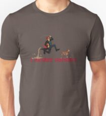 The Postal Dude and Champ Unisex T-Shirt