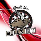 Smells Like Bulls Darts Team by mydartshirts