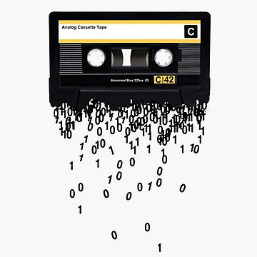 The death of the cassette tape. by wanungara