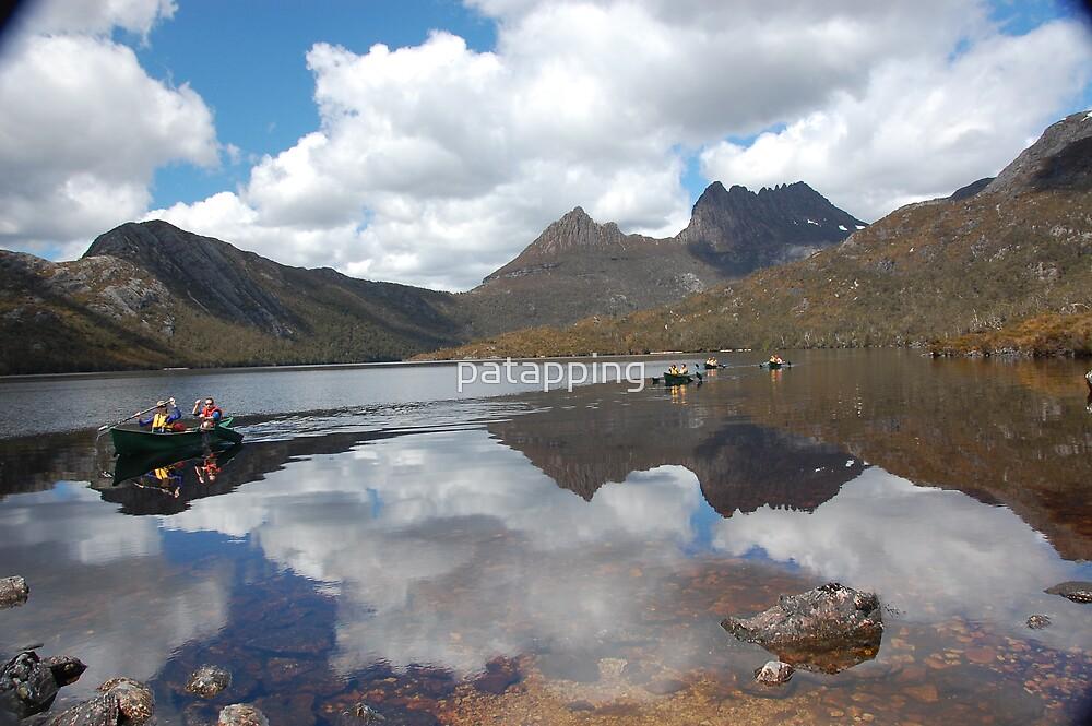 On Dove Lake, Tasmania by patapping