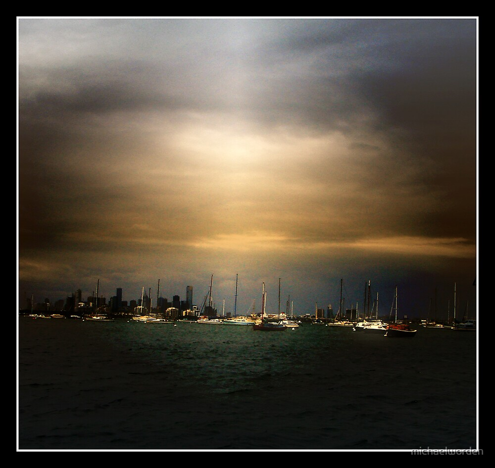 A View From Williamstown by michaelworden