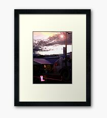 Boots in Lobethal  Framed Print
