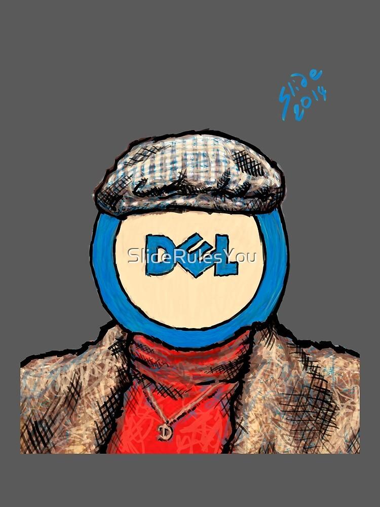Del, 2014 by SlideRulesYou