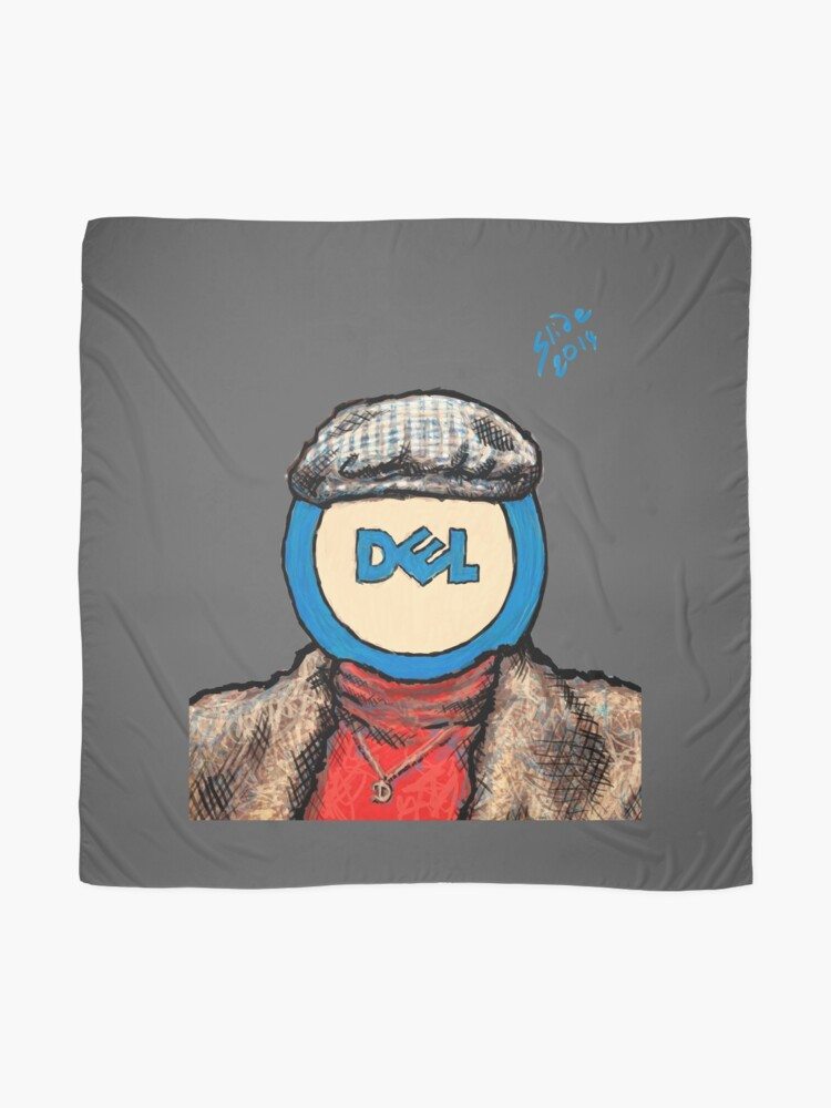 Alternate view of Del, 2014 Scarf
