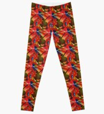 BORN TO SKATE SKATEBOARDER Leggings