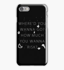 Something Just Like This iPhone Case/Skin